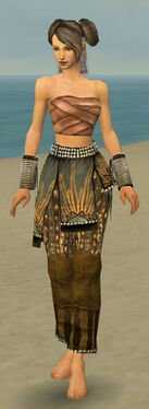 Monk Sunspear Armor F gray arms legs front.jpg