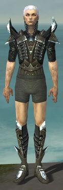 Necromancer Profane Armor M gray chest feet front.jpg