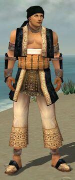Monk Pirate