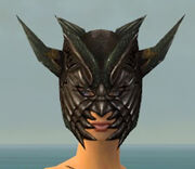 Warrior Elite Dragon Armor F gray head front.jpg