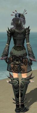 Necromancer Deldrimor Armor F gray back.jpg