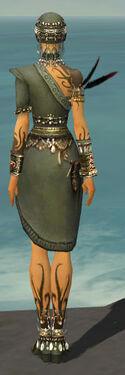 Ritualist Canthan Armor F gray back.jpg