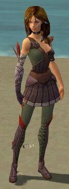 Ranger Tyrian Armor F gray front.jpg