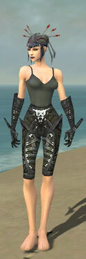 Necromancer Necrotic Armor F gray arms legs front.jpg