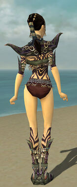 Ritualist Obsidian Armor F gray chest feet back.jpg