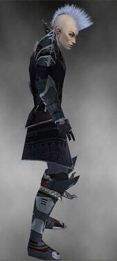 Necromancer Deldrimor Armor M gray side.jpg