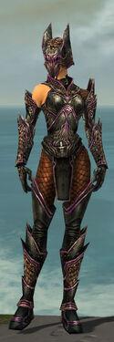 Warrior Kurzick Armor F dyed front.jpg