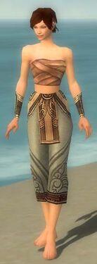 Monk Asuran Armor F gray arms legs front.jpg
