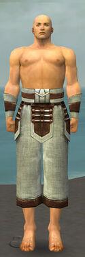 Monk Censor Armor M gray arms legs front.jpg