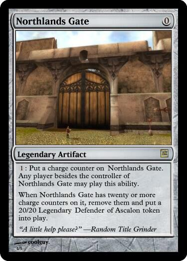 Northlands Gate MTG card.jpg