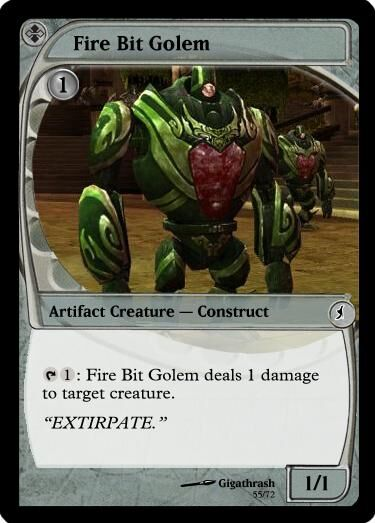 Giga's Fire Bit Golem Magic Card.jpg