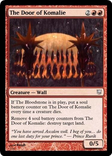 MTG The Door of Komalie.jpg