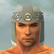 Warrior Ascalon Armor M gray head front.jpg