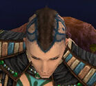 Monk Elite Luxon Armor M gray head front.jpg