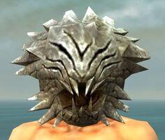 Grasping Mask gray front.jpg