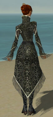 Elementalist Elite Canthan Armor F gray back.jpg