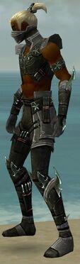 Assassin Luxon Armor M gray side.jpg