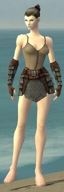 Warrior Krytan Armor F gray arms legs front.jpg