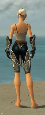 Warrior Elite Sunspear Armor F gray arms legs back.jpg