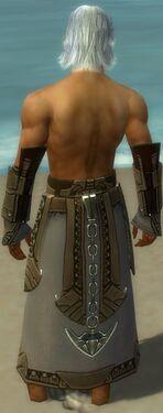 Dervish Asuran Armor M gray arms legs back.jpg