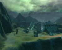 The Forgotten Vale in the Underworld