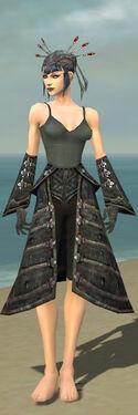 Necromancer Elite Cultist Armor F gray arms legs front.jpg