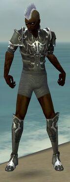 Necromancer Tyrian Armor M gray chest feet front.jpg