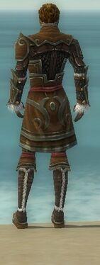 Ranger Elite Canthan Armor M gray back.jpg