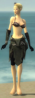 Ritualist Kurzick Armor F gray arms legs front.jpg