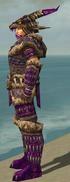 Warrior Charr Hide Armor M dyed side alternate.jpg