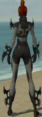 Assassin Kurzick Armor F gray back.jpg
