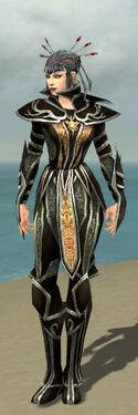 Necromancer Elite Sunspear Armor F gray front.jpg