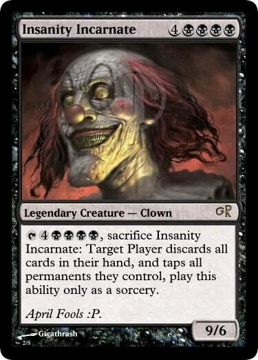 Giga's Insanity Incarnate Magic Card.jpg