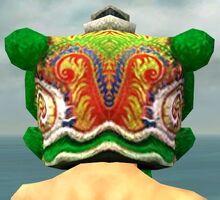 Lion Mask dyed back.jpg