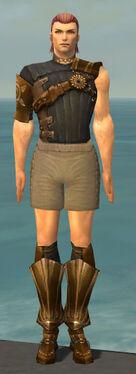 Ranger Sunspear Armor M gray chest feet front.jpg