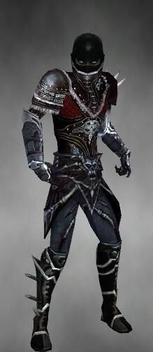 My own Armor mix