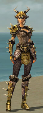 Warrior Elite Charr Hide Armor F dyed front.jpg