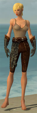 Ranger Istani Armor F gray arms legs front.jpg