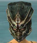 Warrior Elite Luxon Armor F gray head front.jpg