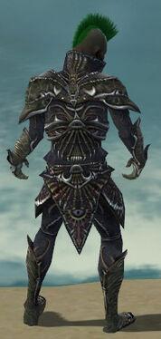 Necromancer Elite Necrotic Armor M gray back.jpg