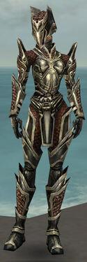 Warrior Elite Kurzick Armor F gray front.jpg