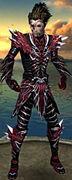 Necromancer Luxon Armor M gray front.jpg