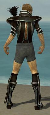 Necromancer Elite Sunspear Armor M gray chest feet back.jpg