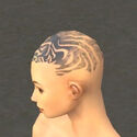 Monk Primeval Armor F gray head side.jpg