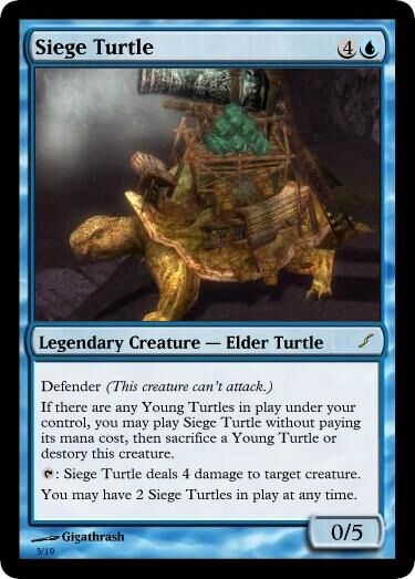 Giga's Siege Turtle Magic Card.jpg
