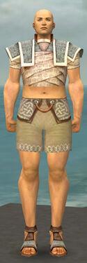 Monk Woven Armor M gray chest feet front.jpg
