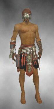 Ritualist Asuran Armor M gray arms legs front.jpg