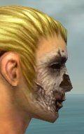Zombie Face Paint gray side alternate.jpg