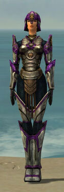 Warrior Sunspear Armor F dyed front.jpg