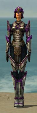 Warrior Sunspear Armor F dyed front.jpg